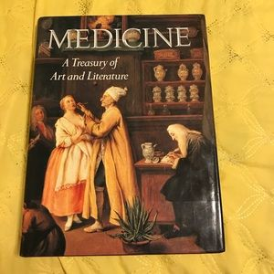 Other - Medicine A Treasury of Art and Literature